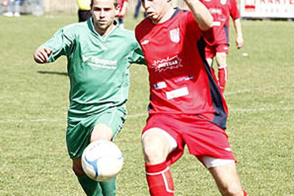 Líder z Nededu vyhral v Nitre 2:1 gólom z penalty v 87. min.