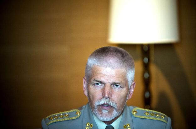 Petr Pavel.