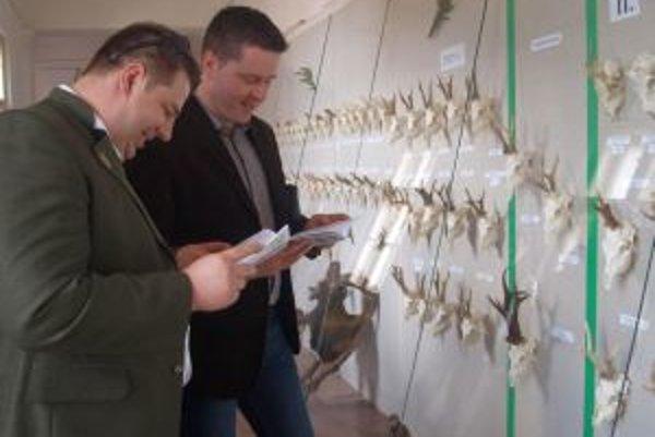 Výstava Trofeje poľovnej zveri potrvá v Ponitrianskom múzeu do 22. apríla.