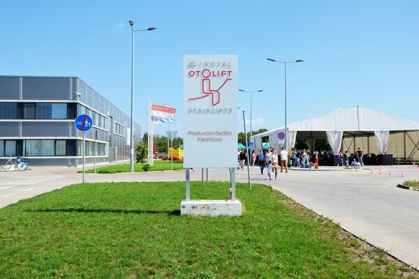 Už desať rokov pôsobí na Slovensku známa holandská spoločnosť Otolift.