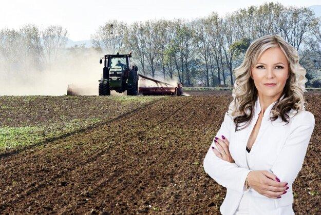 Starostka Bukovca má problémy s eurodotáciami ešte z éry, keď sa venovala poľnohospodárstvu.