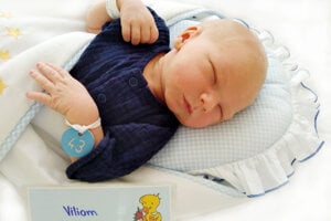 Viliam Kobza z Pravenca sa narodil 23. júna 2021 v Bojniciach