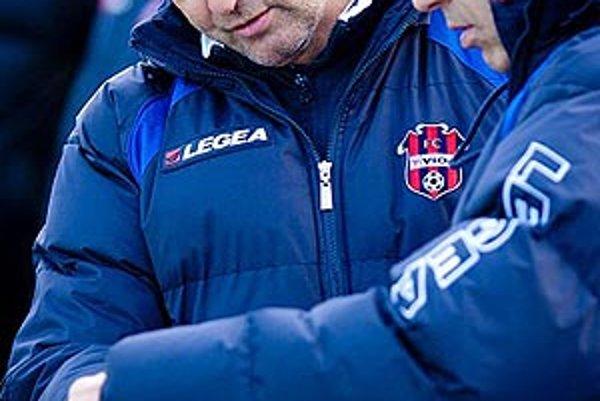 Juraj Jarábek sa dostal v ankete medzi trojicu najlepších slovenských trénerov.