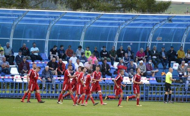 V Plavnici sa budú z gólov radovať o dve súťaže nižšie než doposiaľ.