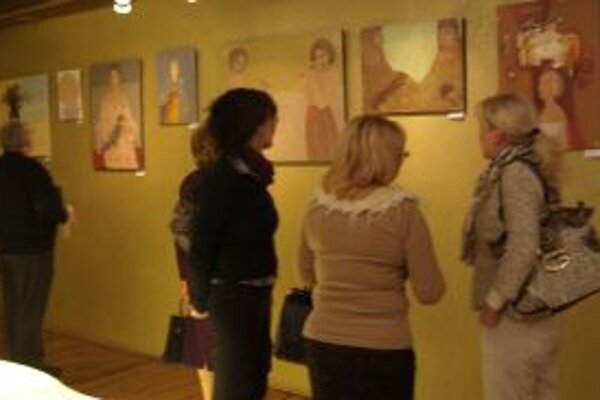 Výstava Yereskovcov bude v Galérii Foyer v SDKS do 29. februára.