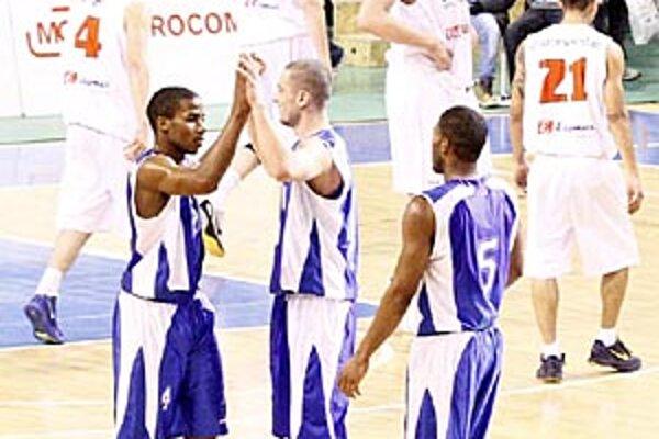 Spišiaci sa stali prvým tímom, ktorý v tejto ligovej sezóne vyhral v Nitre.