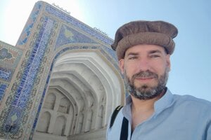Martin Navrátil je slovenský cestovateľ, Afganistan navštívil už štyrikrát.