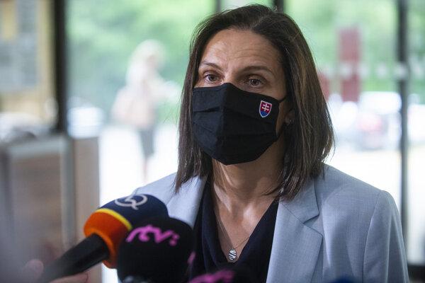 Mária Kolíková.