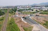 Pozrite si, ako pokračuje výstavba západného obchvatu Prešova