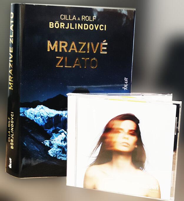 Kniha vydavateľstva Ikar a CD Auróra