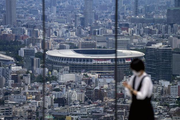 Tu na národnom štadióne mal Keigo Oyamada vystupovať.