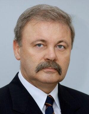 Ján Kotuľa na snímke z roku 2003.