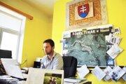 Starosta Tuhára Peter Čeman povedal o novom projekte v obci.
