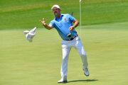 Golfista Rory Sabbatini na OH Tokio 2020 / 2021.