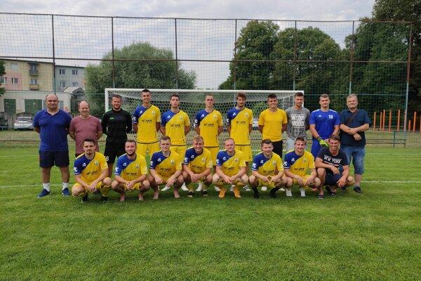 ŠK Prameň Kováčová v sezóne 2021/2022