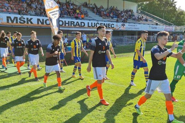 Hráči Lučenca a Fiľakova nastupujú na regionálne derby