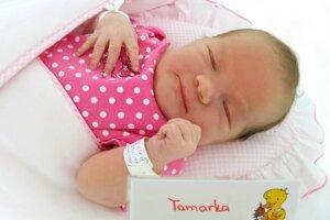 Tamara Čavojská z Poruby sa narodila 19. 7. 2021 v Bojniciach