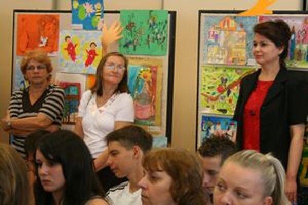 V KOS v Nitre vystavili práce 285 detí a žiakov z MŠ, ZŠ a SŠ z Nitrianskeho kraja.