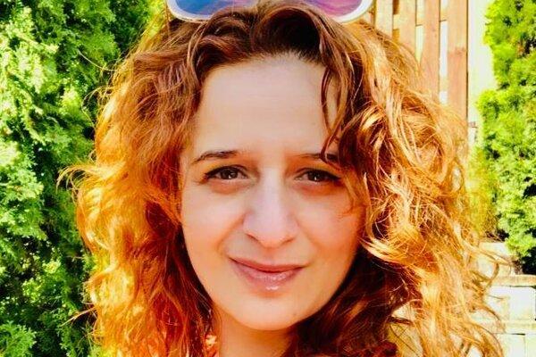 Pedagogička Jana Pierová učí rómske deti v Podsadku štyri roky.