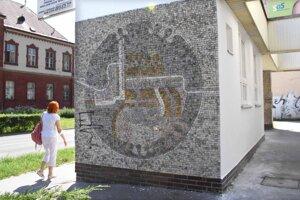 Mozaika Michala Lacka.