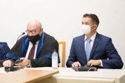 Radko Kuruc na pojednávaní na Najvyššom súde.