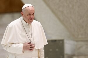 Pápež František príde v septembri na Slovensko.