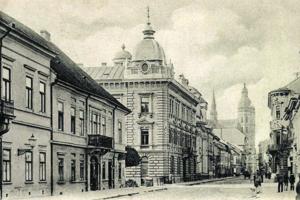 Mlynská ulica v Košiciach.