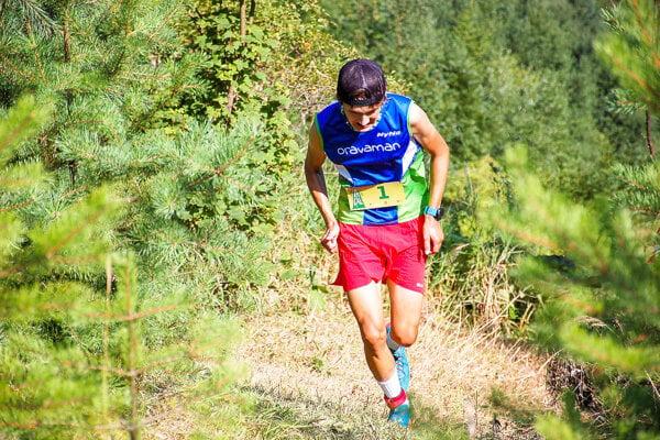 Róbert Judiak vytvoril nový traťový rekord.