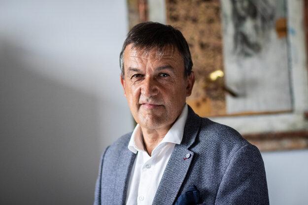 Predseda Špecializovaného trestného súdu Ján Hrubala.