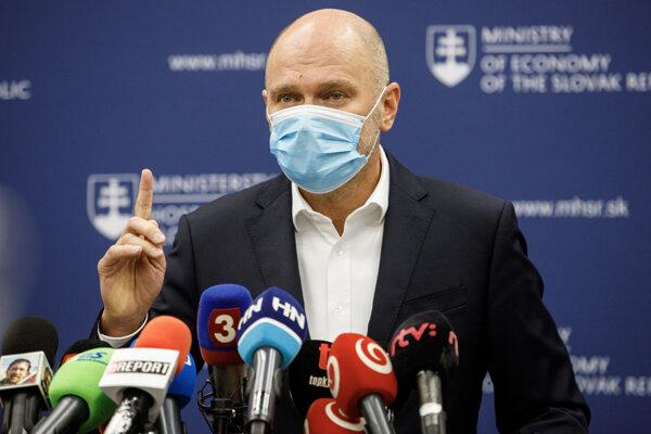 Minister Sulík podáva na Slovakia Energy trestné oznámenie