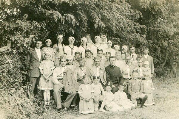V roku 1921 vznikol vobci náboženský, národne orientovaný, kultúrny atelovýchovný spolok OROL.