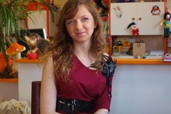 Marja Holecyová v literatúre prerazila fantasy ságou zo slovenského prostredia.