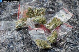 Zo zaisteného množstva by bolo možné pripraviť niekoľko desiatok jednotlivých dávok drogy.