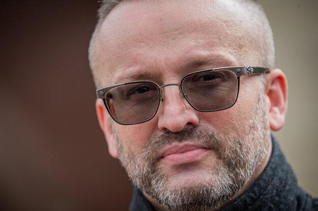 Vladimír Pčolinský po prepustení na slobodu.