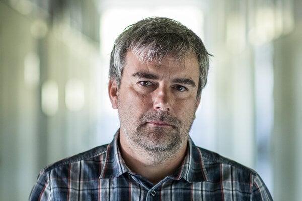 Richard Kollár, matematik