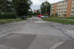 Ružínska ulica prejde rekonštrukciou.