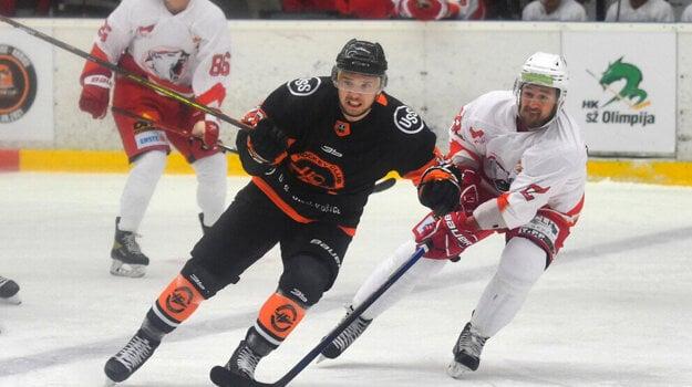 Martin Réway (vľavo) je na odchode z HC Košice.