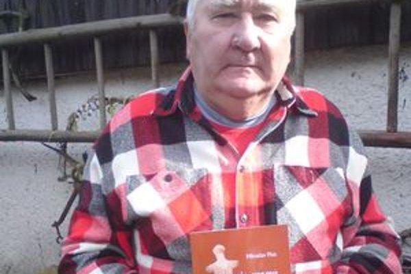 Miroslav Pius so svojou novou knihou. Približuje duchovný život našich predkov.