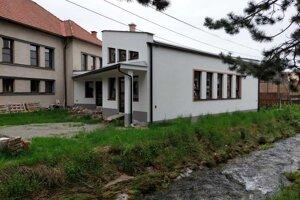 Komunitné centrum v Iľanove.