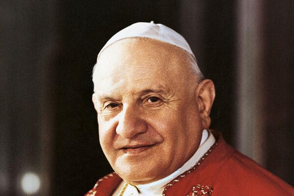 Oficiálna fotografia Jána XXIII.