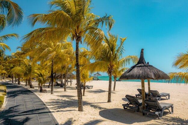 Maurícius okrem nádherných pláží skrýva pestrú prírodu