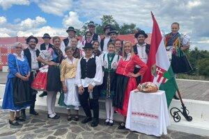 Predstavenie výsledku cezhraničného projektu v Maďarsku.