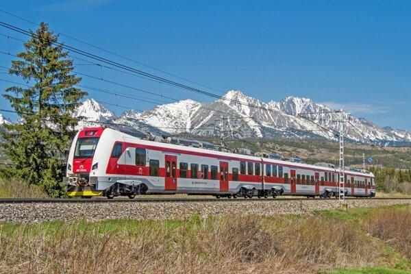 Nové štvorvozové jednotky budú mať dĺžku 106 m a kapacitu 343 sedadiel.
