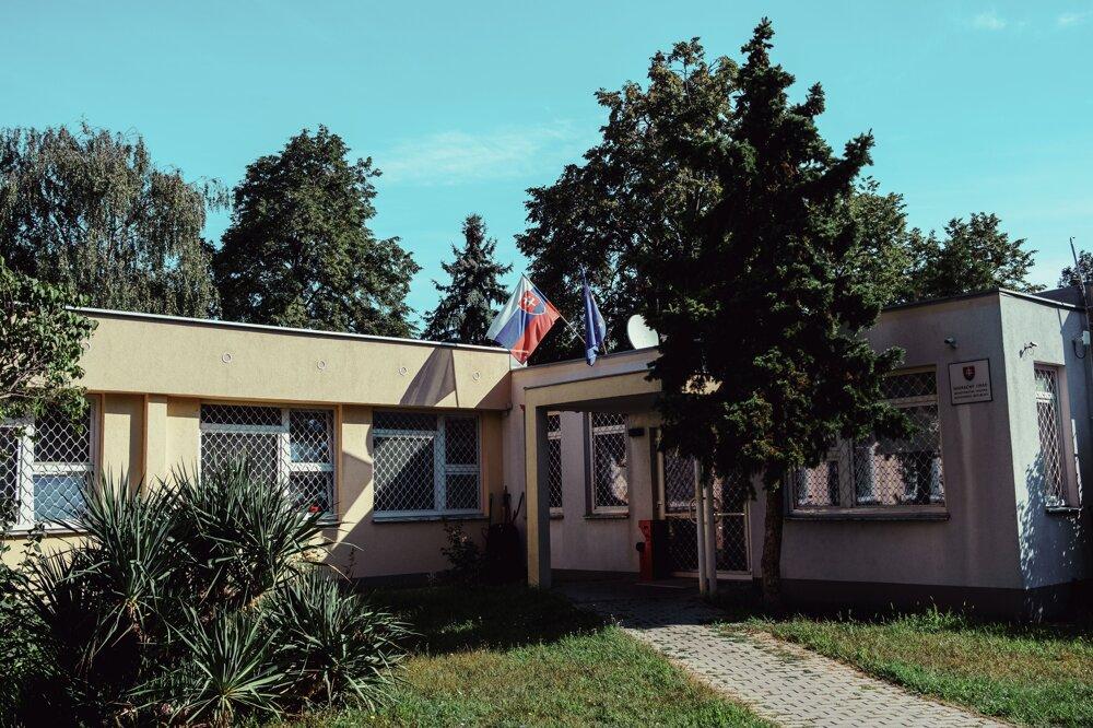 Migračný úrad Ministerstva vnútra SR.