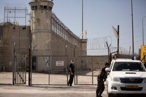 Väznica, v ktorej došlo k úteku.