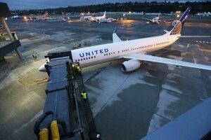 Boeing 737-900ER americkej leteckej spoločnosti United Airlines.