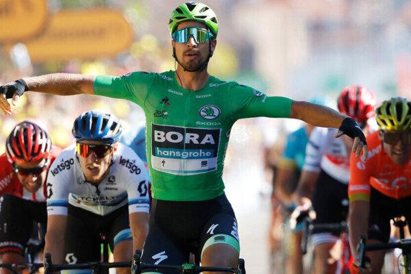 Peter Sagan sa na pretekoch Okolo Slovenska predstaví premiérovo.
