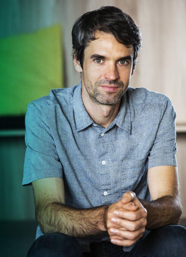 Zakladateľ a CEO spoločnosti Innovatrics Ján Lunter.