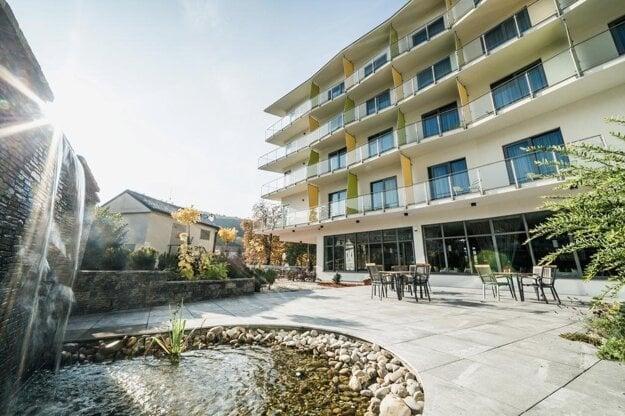 Wellness Hotel Panorama 4*, Trenčianske Teplice