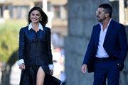 Festival v San sebastiáne: Penélope Cruz a Antonio Banderas prišli predstaviť nový film.